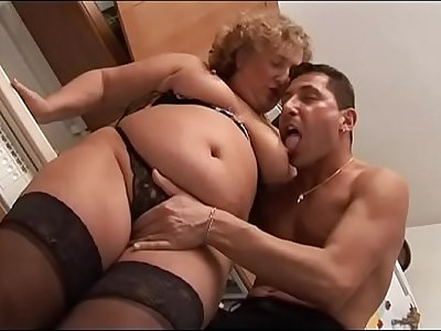 Mature women hunting for young cocks Vol. 16
