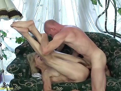 ugly 83 years old mom brutal big cock fucked