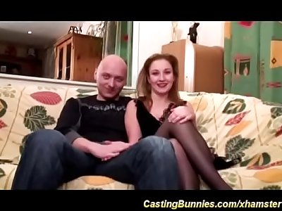 french deepthroat and anal fist casting mypicss.com
