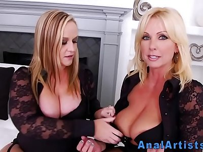 Ass banged milf fisted